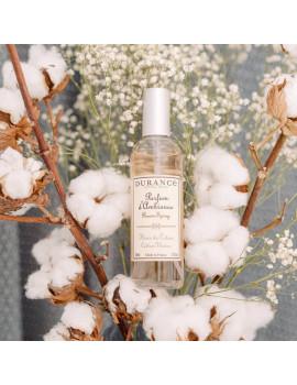 Durance interiérový parfem v spreji Cotton flower