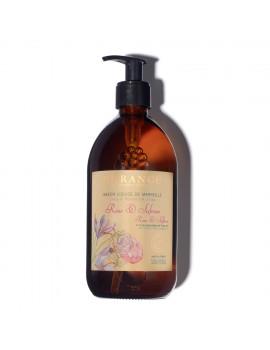 Durance Tekuté Marseillské mydlo Rose & Saffron (500ml)