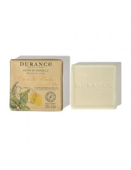 Durance Tuhé Marseillské mydlo Lime & Mint (100g)