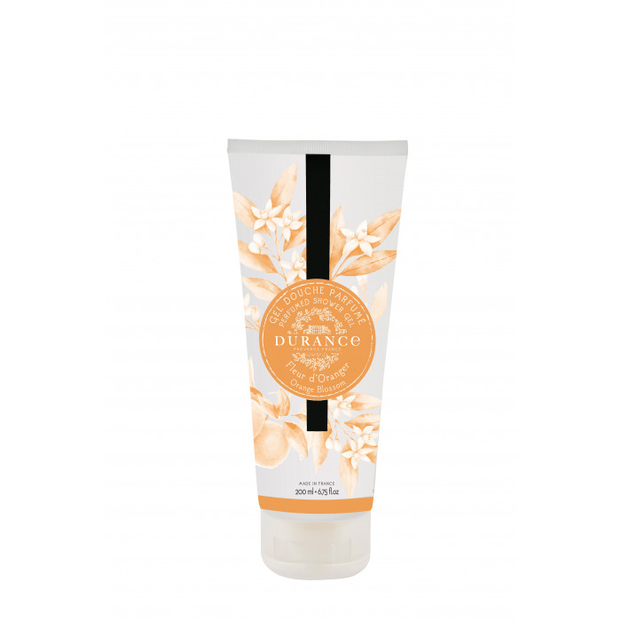 Natur sprchový gél Orange blossom (200ml)