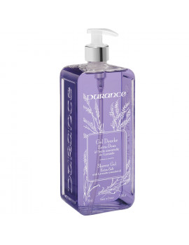 Durance jemný sprchový gél Lavender