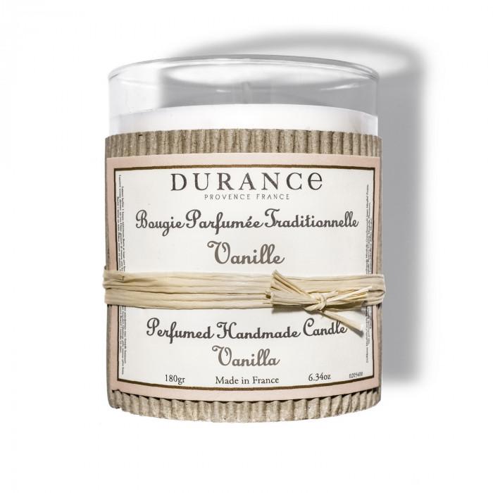 Durance Vonná sviečka Vanilla (180g)