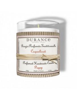 Vonná sviečka Durance Poppy