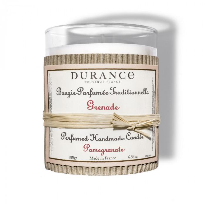 Durance Vonná sviečka Pomegranate (180g)