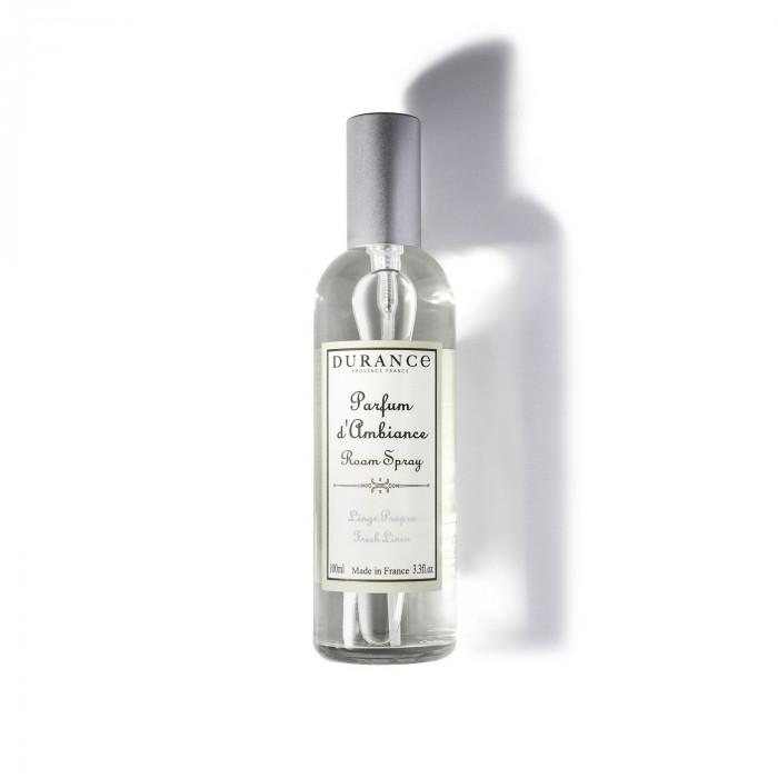 Durance Interiérový parfém v spreji Fresh Linen (100ml)