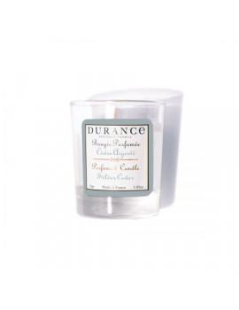 Durance Vonná sviečka Silver Cedar (30g)
