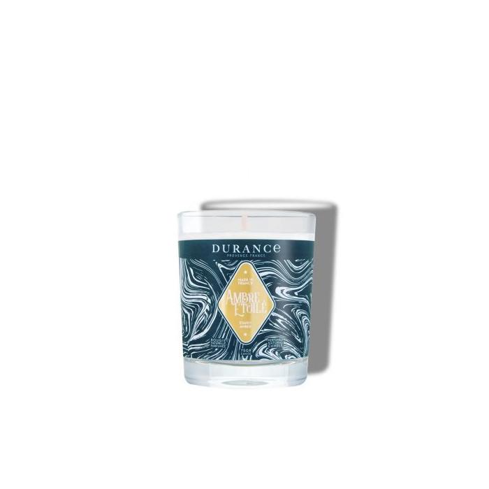 Durance Vonná sviečka Starry Amber (75g)
