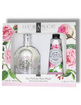 Darčekový set parfemovaná voda (50ml) + Krém na ruky Rose Petal (30ml)