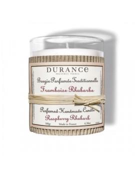 Durance Vonná sviečka Raspberry Rhubarb (180g)