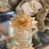 Difuzer s dreveným kvetom Lime Mint - potešenie a elegancia pre vašu domácnosť vďaka závanu limety a petitgrainu v spojení s chladivou mätou. Tento voňavý doplnok vyzdobí váš domov a zároveň rozvonia jemnú vôňu. 100ml Cena: 26,95€  #durance #durancefrance #madeinfrance #home #interiordesign #homefragrance #scentedbouquet #lime #mint #occubicon #galeriacubicon #shopping