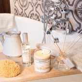 Príjemná atmosféra domova podtrhnutá dokonalými Durance vôňami, ktoré v plnej škále nájdete na www.durancecocosmetic.sk 🤎.  #madeinfrance #durance #home #scentedcandle